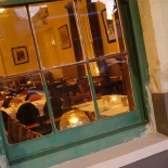 Looking from the outside in: 1841 restaurant